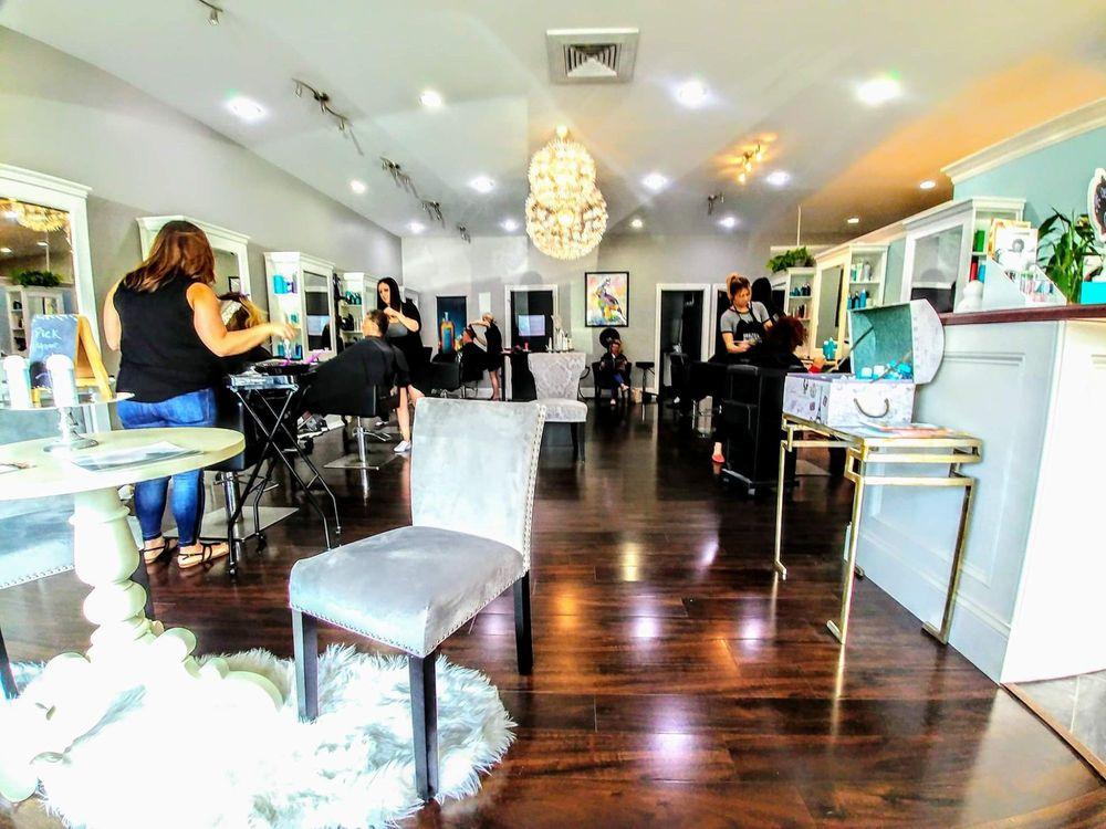 The Wild Hare Salon: 9465 Loveland Madeira Rd, Cincinnati, OH