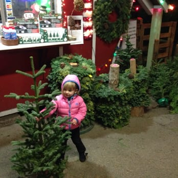 Photo of Hunter Christmas Trees - Seattle, WA, United States. Just her size