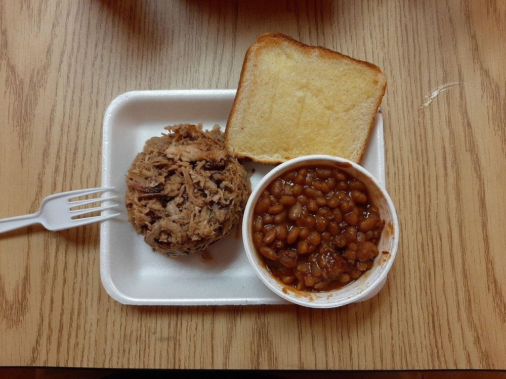 Forker's BBQ & Catering: 4767 Highway 58, Chattanooga, TN