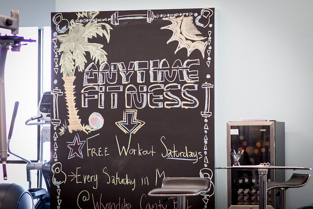 Anytime Fitness: 620 S 130th St, Bonner Springs, KS