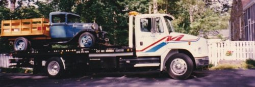 Towing business in Thomasville, NC