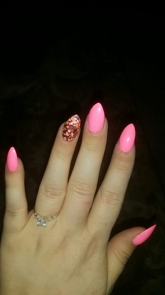 Cute new nail shape - Yelp