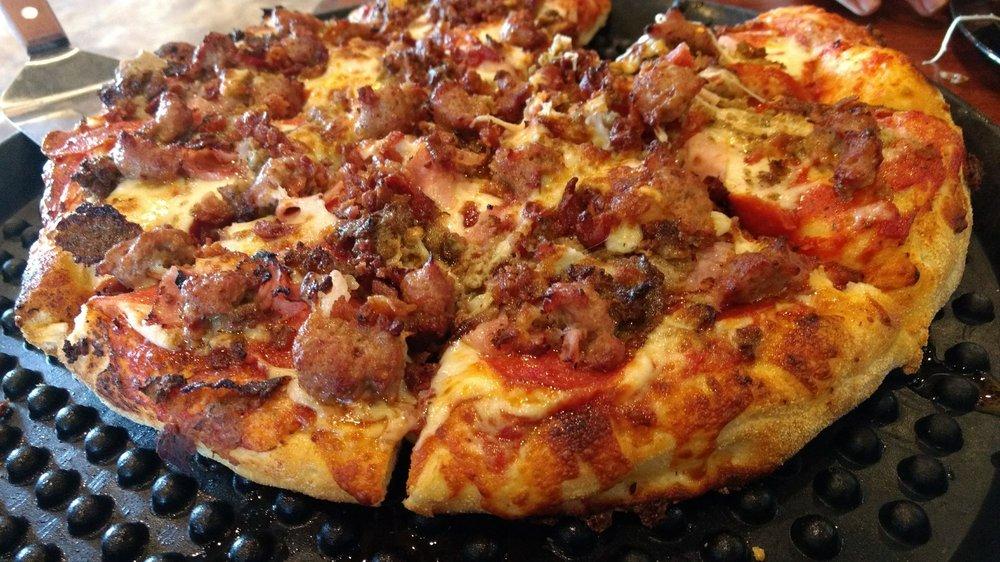 Barro's Pizza: 2820 N Pinal Ave, Casa Grande, AZ
