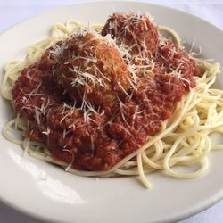 Photo Of Giuseppe S Italian Dining Marlow Ok United States Spaghetti With Meat