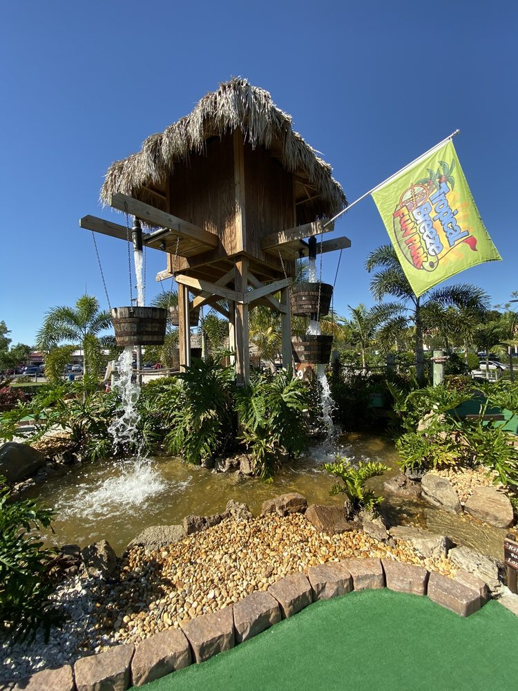 Tropical Breeze Fun Park: 234 Santa Barbara Blvd, Cape Coral, FL