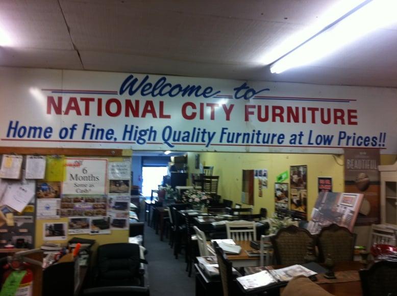 Fotos De National City Furniture Yelp
