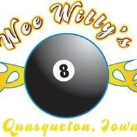 Wee Willy's Tap: 101 E Dubuque St, Quasqueton, IA
