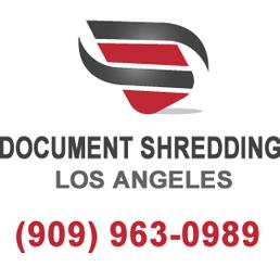 photos for los angeles document shredding yelp With free document shredding los angeles