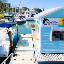 big sale 6d750 4a6e8 Photo of Sarasota Boat Rental - Sarasota, FL, United States. Boat Rental  Office