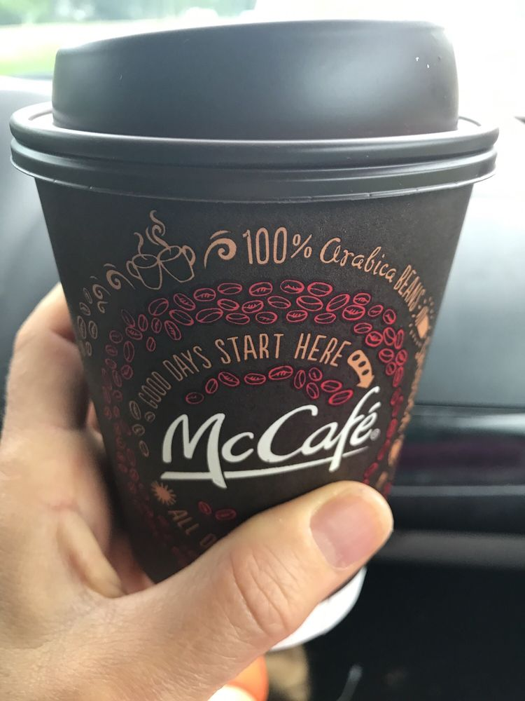 McDonald's: 853 State Hwy 29 N, Alexandria, MN
