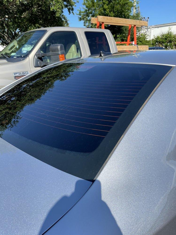 Tino's Car Visions: 4002 Center St, Deer Park, TX