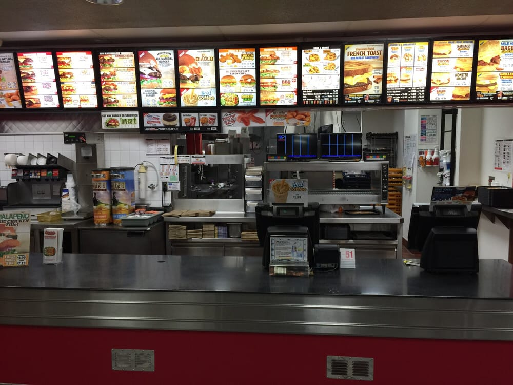 Carl's Jr.: 2842 North Ave, Grand Junction, CO