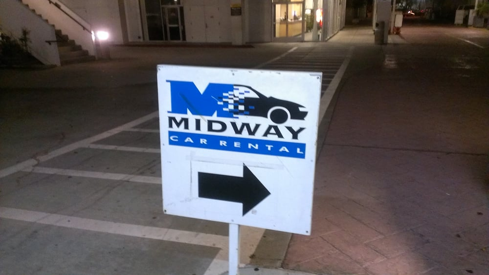 Midway car rental lax coupons