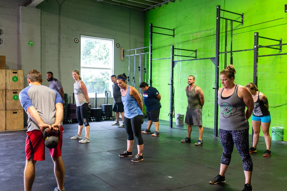 Five Fold CrossFit: 404 Washington St, Cambridge, MD