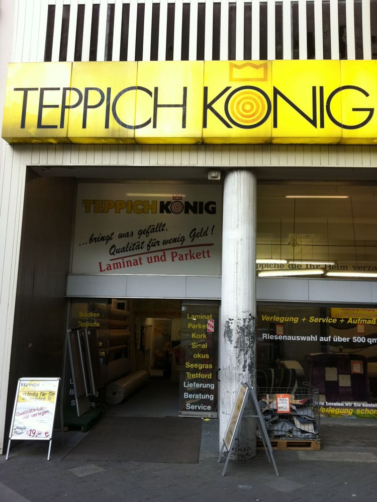 Teppich König  CLOSED  10 Reviews  Carpet Fitters
