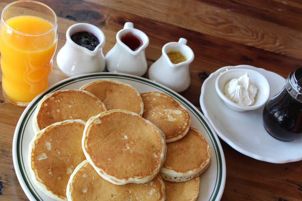 Food from The Original Pancake House