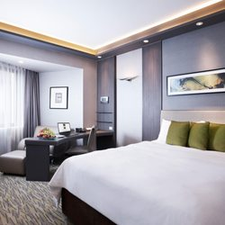 Photo Of M Hotel Singapore Deluxe Room With Queen Bed