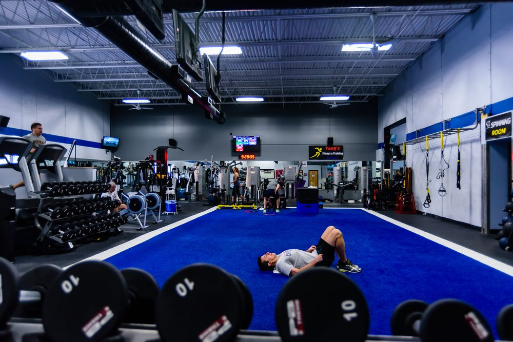 Yang's Fitness & Training Center: 5 Dundee Park Dr, Andover, MA