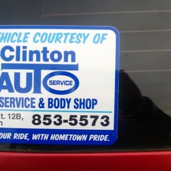 clinton auto repair