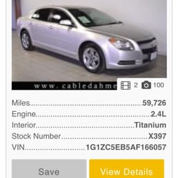 Cable Dahmer Chevrolet 14 Photos Amp 20 Reviews Car