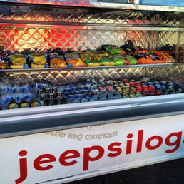 Jeepsilog Food Truck