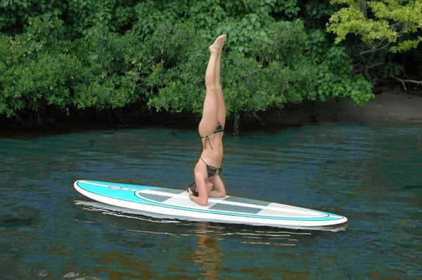Sup Yoga South Beach Fl