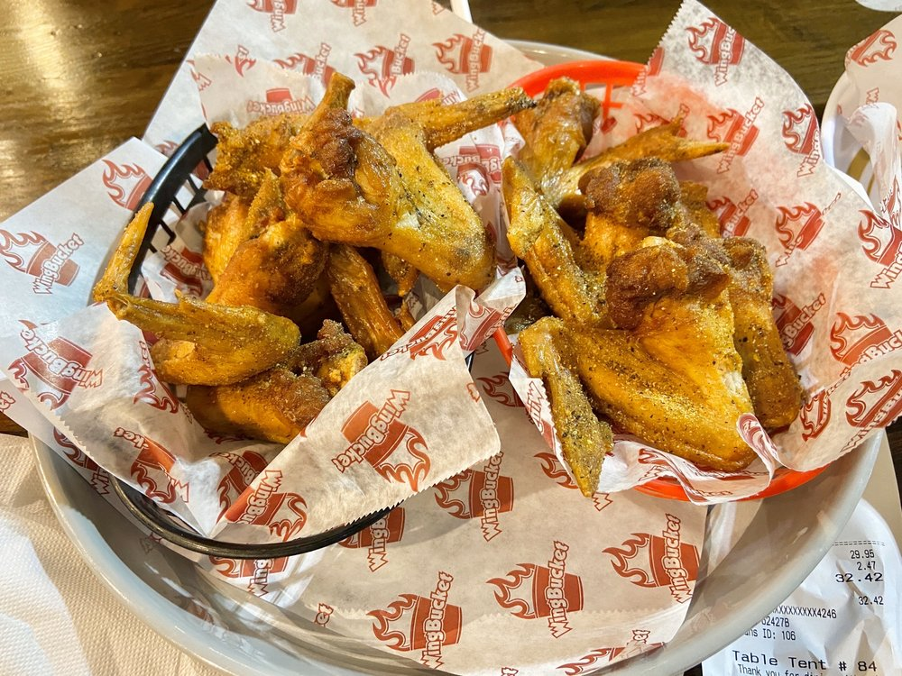 Food from WingBucket