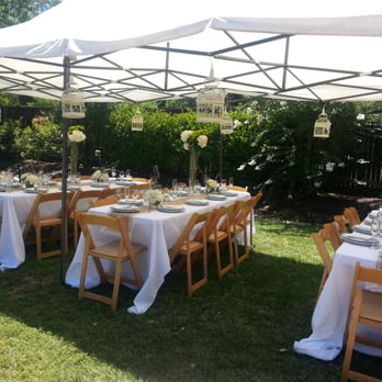 photo of simple country wedding and vintage decor rentals rancho cordova ca united