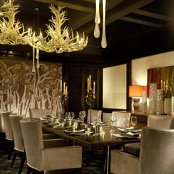 Photo Of Sevens Restaurant Steamboat Springs Co United States Private Dining