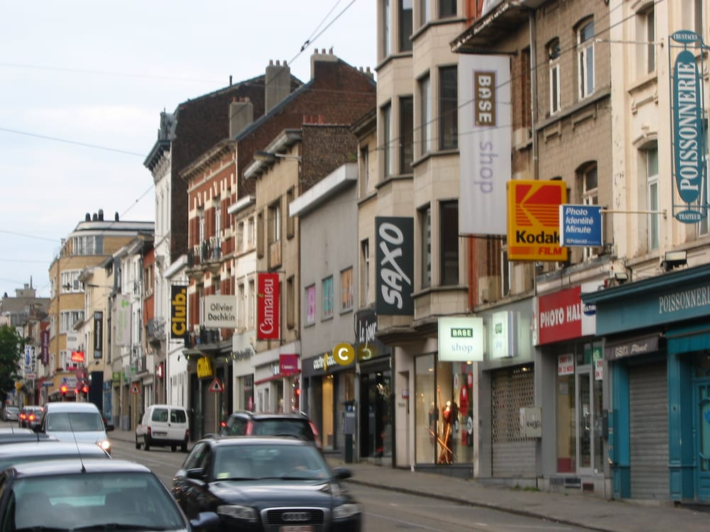 Chauss e d alsemberg shopping uccle uccle r gion de - Garage chaussee de bruxelles dampremy ...