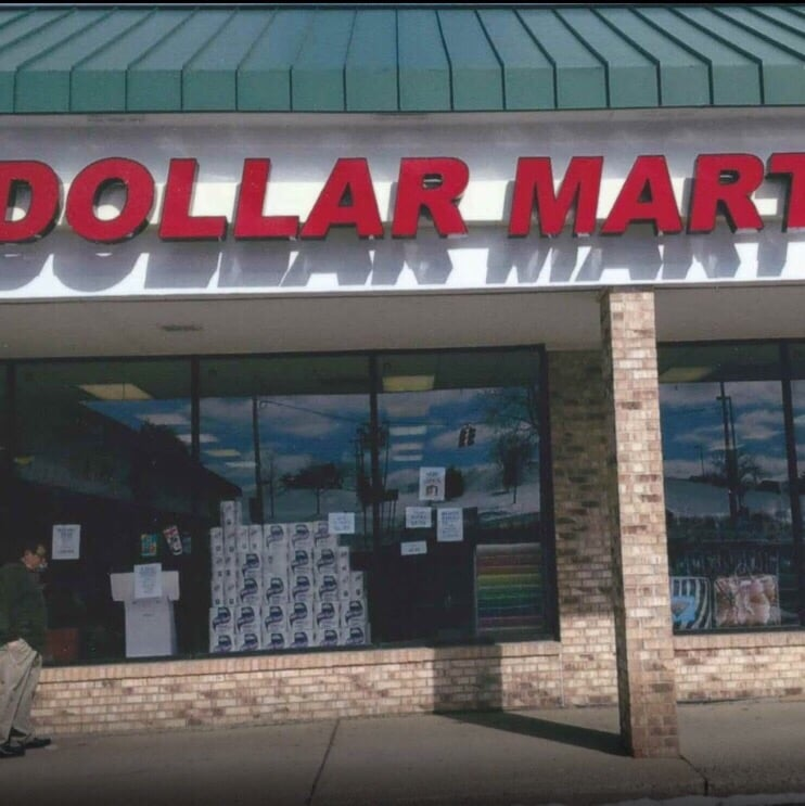 Huron View Apartments In Ypsilanti Michigan: Dollar Mart & More