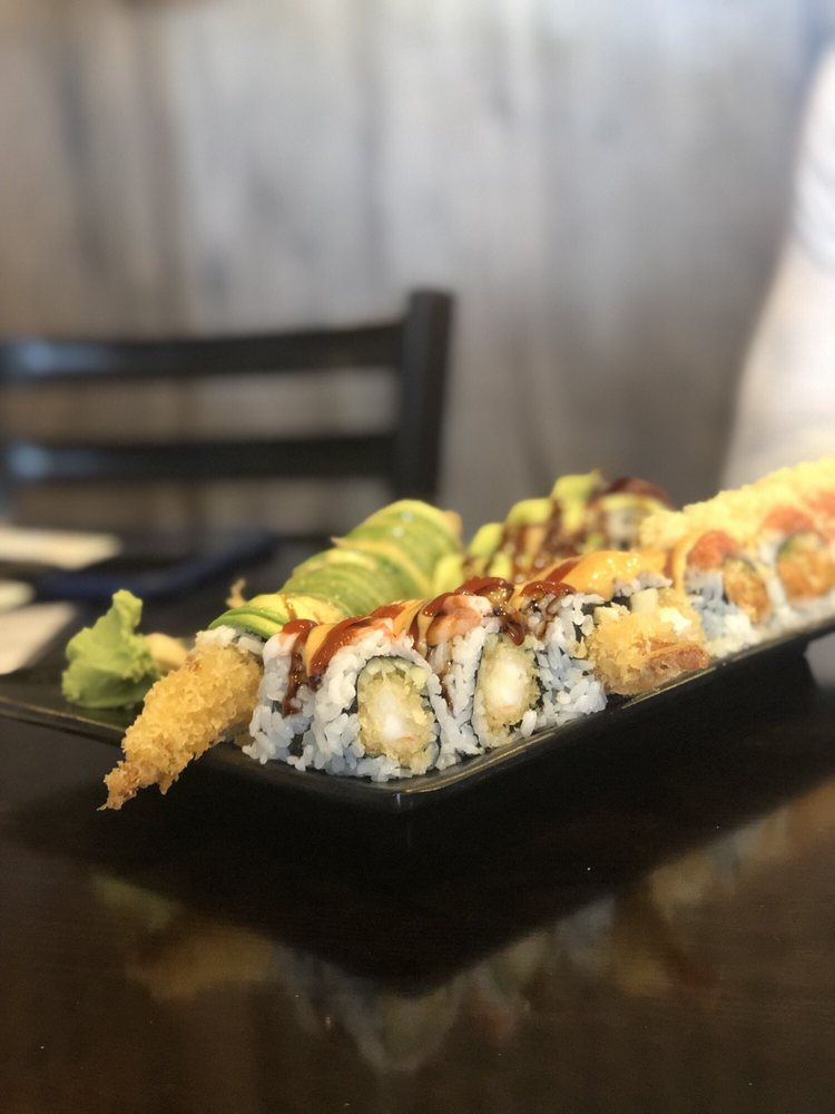 Sushi Club: 7230 W 10th St, Indianapolis, IN