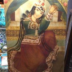 Photo Of Kashif Sofa Istanbul Turkey Beautiful Painting From Iran