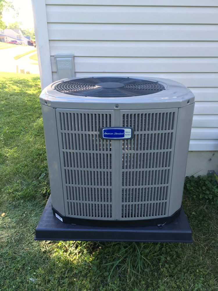 American Standard Air Conditioner - Yelp