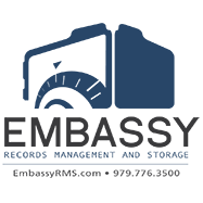 Embassy Records Management and Storage: 6936 Old Jones Rd, College Station, TX