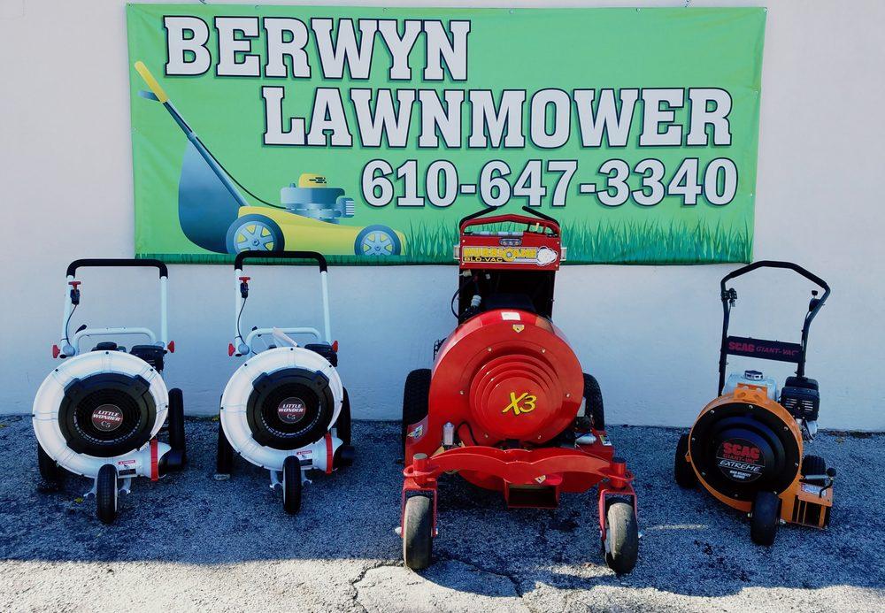 Berwyn Lawnmower: 500 Lancaster Ave, Berwyn, PA