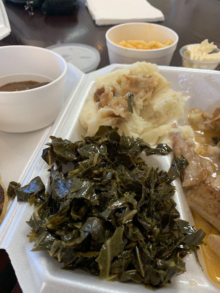 Grannys Soul Food: 1355 Blair Bridge Rd, Austell, GA