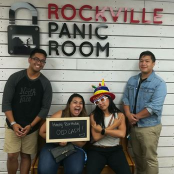 Escape Room Rockville  Nebel