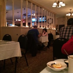Photo Of Cafe Roma New Bedford Ma United States Intimate Seating