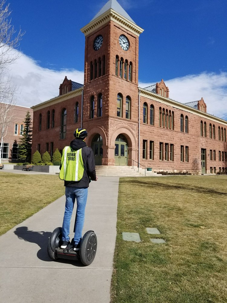 Social Spots from AZ Segway and Pedal Tours