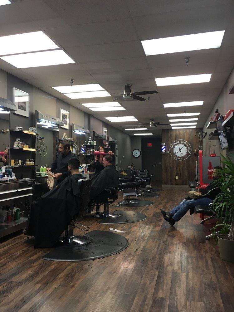 barber shop game