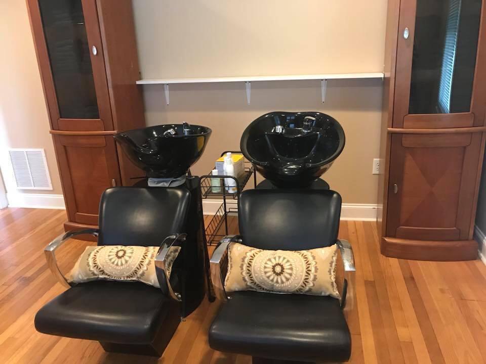 Détente Spa and Salon: 412 Cedar Ave, Waynesboro, VA