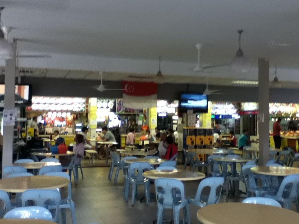 Spring Ever Food Court Singapore