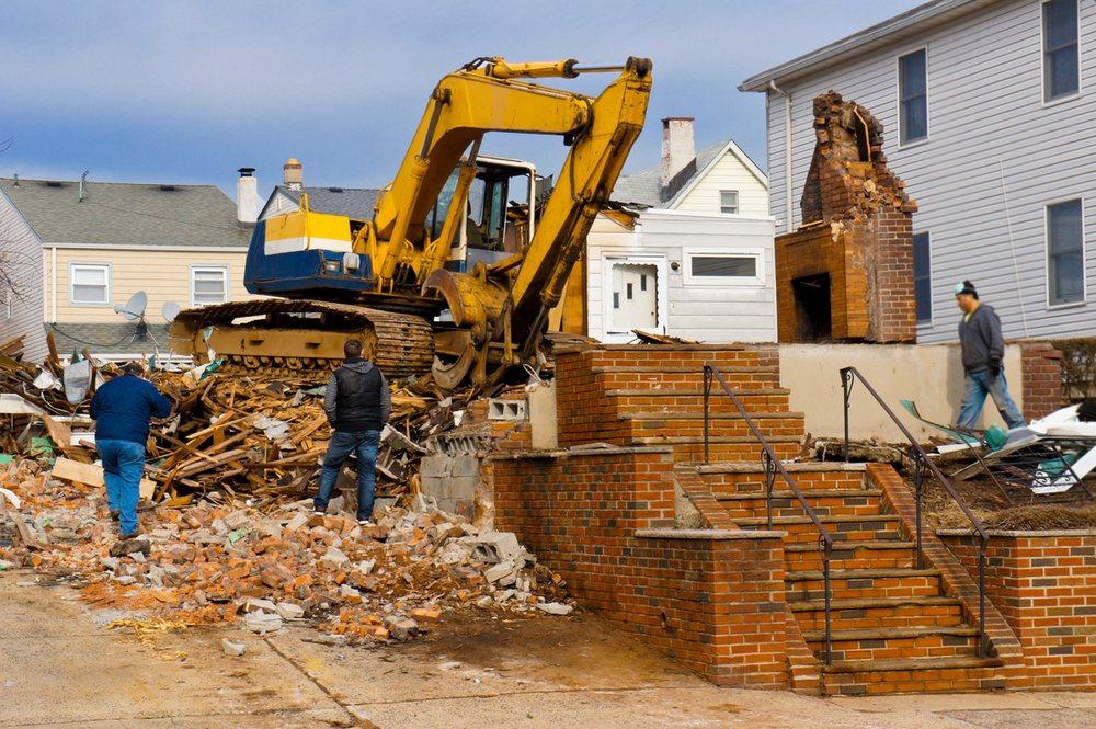 Demolition Houston TX: 11200 Fuqua St, Houston, TX
