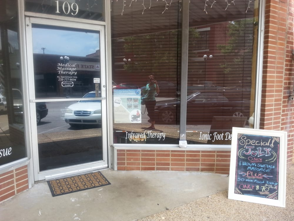 Medical Massage Therapy: 109 N Marion St, Athens, AL