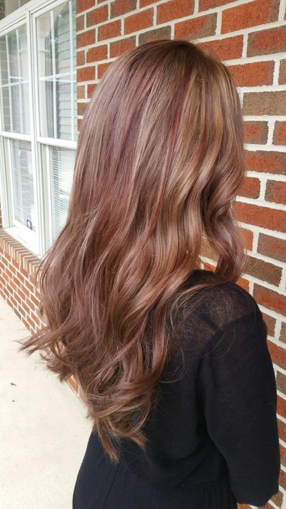 Amore hair salon and spa 12 photos coiffeurs salons for Samantha oups au salon de coiffure