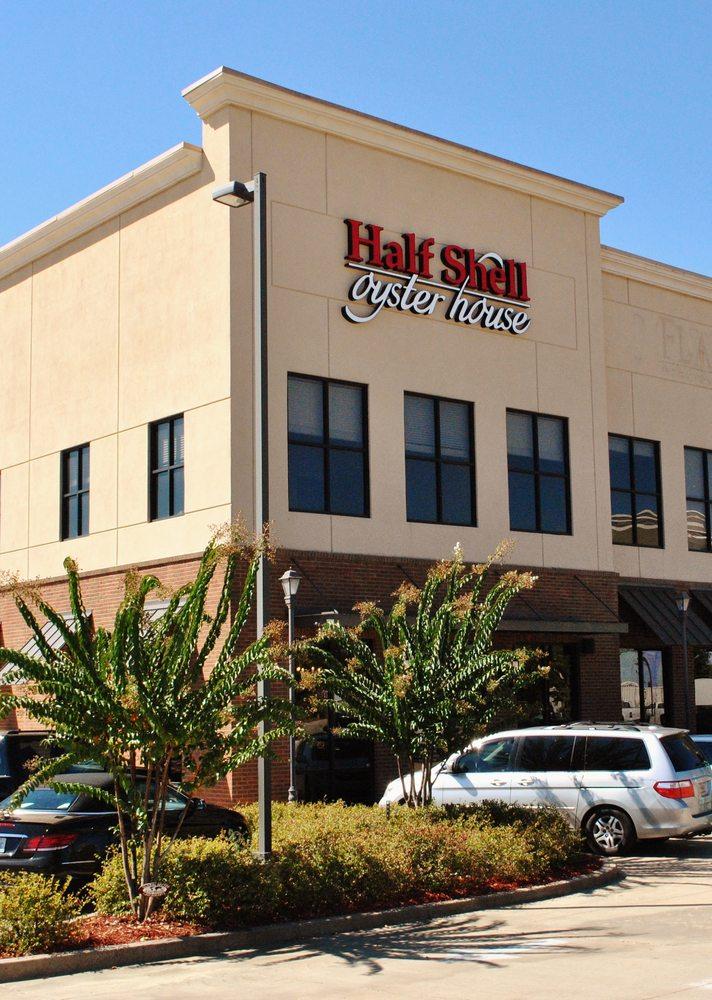 Half Shell Oyster House: 115 Laurel Park Cv, Flowood, MS