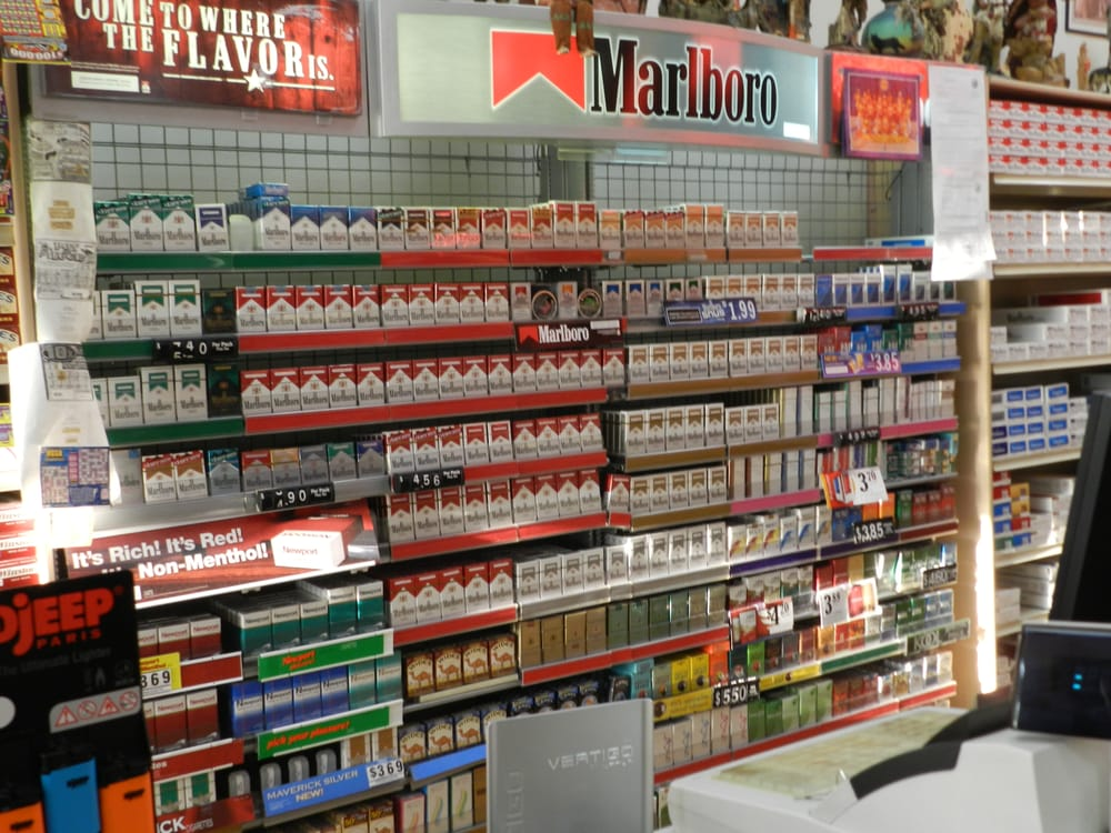 How much are duty free cigarettes Marlboro in Morocco