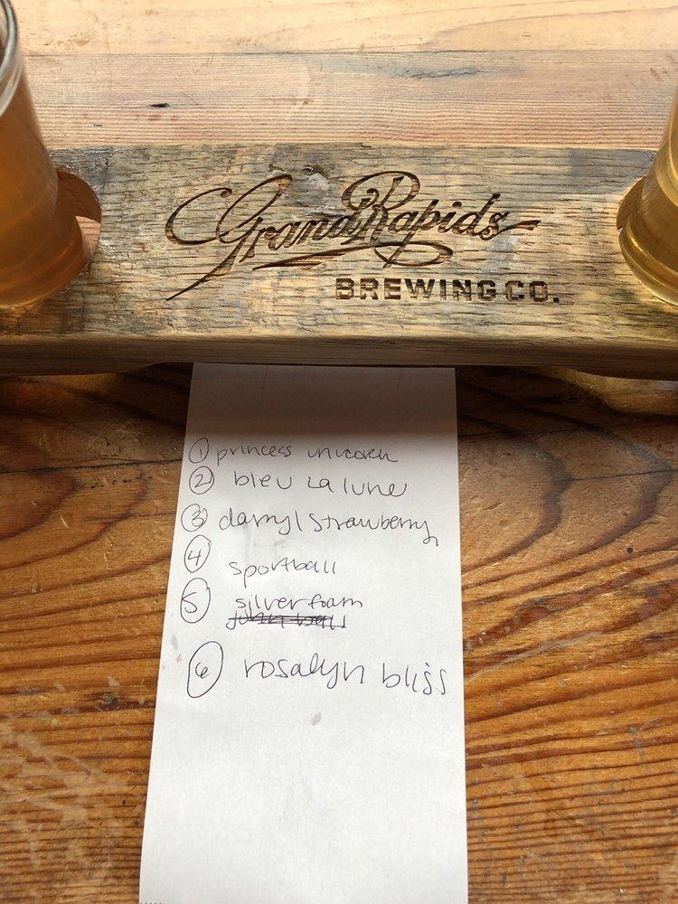 Grand Rapids Brewing: 1 Ionia Ave SW, Grand Rapids, MI
