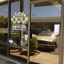 Socal Automotive & Transmissions - Auto Repair - 24002 Via